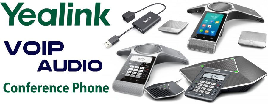 Yealink Conference Phones Bahrain